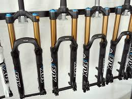 Suspensiones para bicicleta